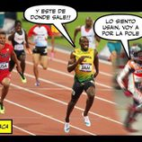 Memes MotoGP 2015 - Marc Márquez corriendo