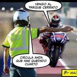 Memes MotoGP 2015 - Jorge, has sido cuarto
