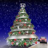 Felicitaciones navideñas 2015 - Honda