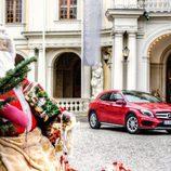 Felicitaciones navideñas 2015 - Mercedes-Benz GLA