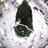 Felicitaciones navideñas 2015 - Mercedes-Benz árbol