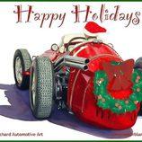 Felicitaciones navideñas 2015 - Roger Blanchard