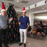 Felicitaciones navideñas 2015 - Toro Rosso