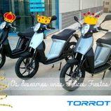 Felicitaciones navideñas 2015 - Torrot
