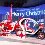 Felicitaciones navideñas 2015 - Renault Twizy