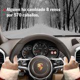 Felicitaciones navideñas 2015 - Porsche