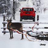 Felicitaciones navideñas 2015 - Jeep