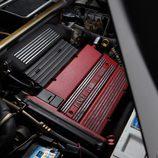 Lancia Delta Integrale Evolution Martini 6 - motor