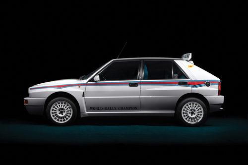 Lancia Delta Integrale Evolution Martini 6 - side