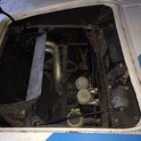 BMW M1 prototipo 001 - capó