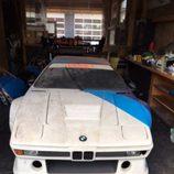 BMW M1 prototipo 001 - front
