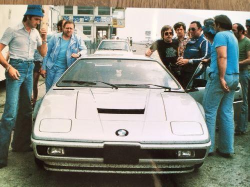 BMW M1 prototipo 001 - proto