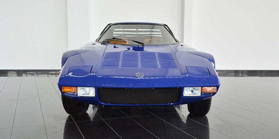Lancia Stratos HF Stradale - front