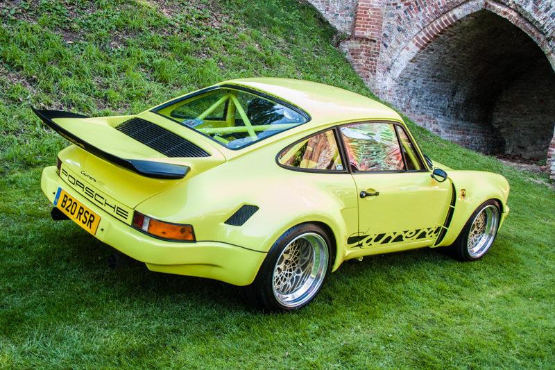 Porsche 911 Carrera RSR 3.0 recreation - zaga