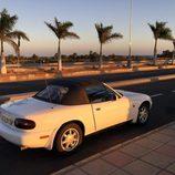 Mazda MX-5 NA - rear