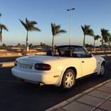 Mazda MX-5 NA - back