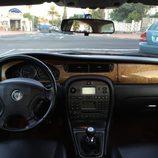 Jaguar X-Type 2.0 D - salpicadero