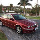 Jaguar X-Type 2.0 D - delantera