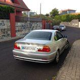 BMW 323 ci E46 - rear