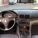 BMW 323 ci E46 - salpicadero
