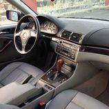 BMW 323 ci E46 - interior