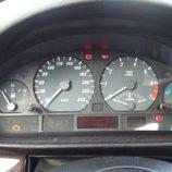 BMW 323 ci E46 - tablero