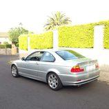 BMW 323 ci E46 - rear detalle