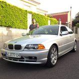 BMW 323 ci E46 - front