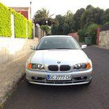BMW 323 ci E46 - frontal coupé