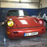 Porsche 911 Carrera 964 Pawel - Repair