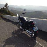 Moto Guzzi Bellagio - back