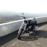 Moto Guzzi Bellagio - front