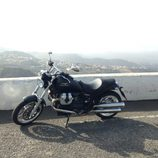 Moto Guzzi Bellagio - side