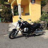 Moto Guzzi Bellagio - paisaje