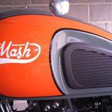 Mash Scrambler 125 - depósito