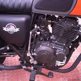 Mash Scrambler 400 - motor