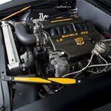 Chevrolet Camaro SS 1969 'Bumblebee' - motor
