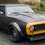 Chevrolet Camaro SS 1969 'Bumblebee' - frontal