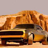 Chevrolet Camaro SS 1969 'Bumblebee' - sand