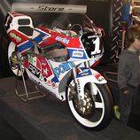 Amatumoto - moto Capirossi 125cc vista anterolateral