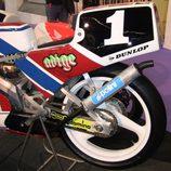Amatumoto - Tren trasero moto Capirossi 125cc