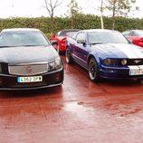 Clasicos Chanoe enero 2016 - Mustang y CTS