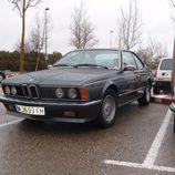 Clasicos Chanoe enero 2016 - BMW 635 CSI