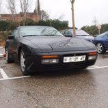 Clasicos Chanoe enero 2016 - Porsche 944 Turbo