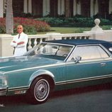 Lincoln Continental Mark V coupe 1978 - promos