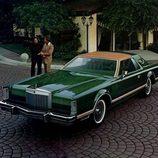 Lincoln Continental Mark V coupe 1978 - anuncio
