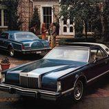 Lincoln Continental Mark V coupe 1978 - anuncios