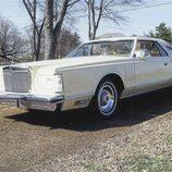 Lincoln Continental Mark V coupe 1978 - delanteras