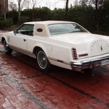 Lincoln Continental Mark V coupe 1978 - rear