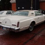 Lincoln Continental Mark V coupe 1978 - back